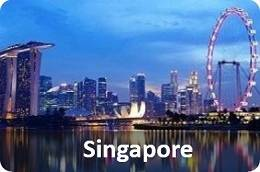 Singapore airport transfer car rental