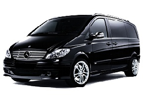 Mercedes Viano Rental in Asia